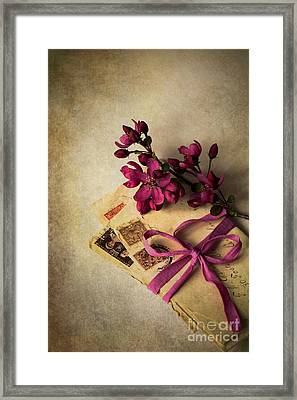 Reminders Of You Framed Print by Jan Bickerton