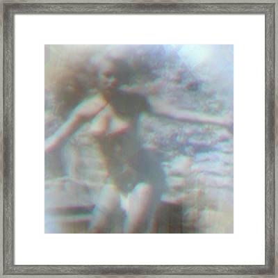 Reminiscent 01 Framed Print by Li   van Saathoff