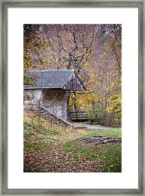 Renfrew Park Framed Print