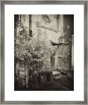 Framed Print featuring the photograph Renovation by Hugh Smith