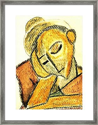 Repose By Pj Framed Print by Patricia Januszkiewicz