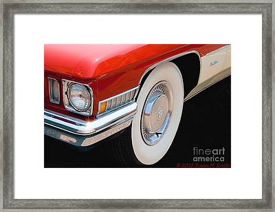 Rescue Style Framed Print