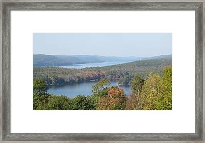 Reservoir Framed Print