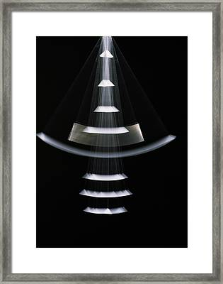Resonance Experiment Framed Print by Andrew Lambert Photography