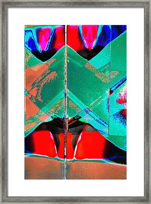 Respiration #9 Framed Print