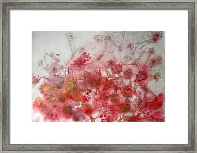 Respiration Enough Framed Print