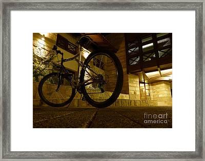 Rest In The Night Framed Print by Amalia Suruceanu