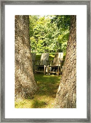 Restful Framed Print by Margaret Steinmeyer