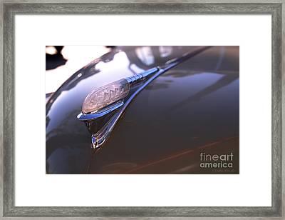 Restored Framed Print by Clayton Bruster