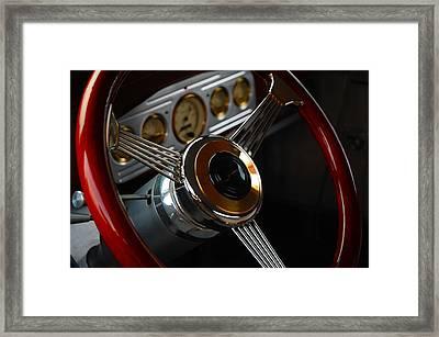 Restored Framed Print by Steven Milner