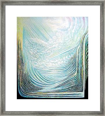 Resurrection  Framed Print by Dennis McGeary