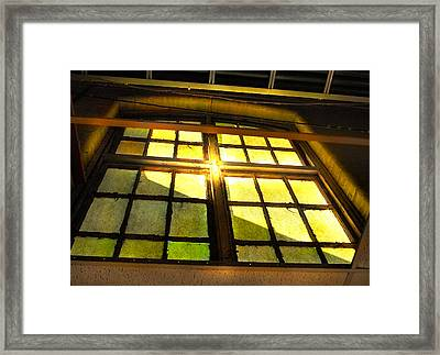 Resurrection  Framed Print by Tammy Cantrell