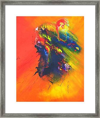 Revealed Framed Print