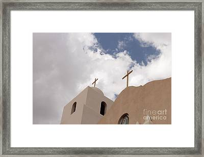 Reverence Framed Print by Denise Workheiser