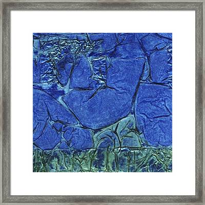 Rhapsody Of Colors 49 Framed Print