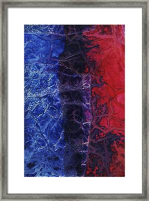 Rhapsody Of Colors 54 Framed Print