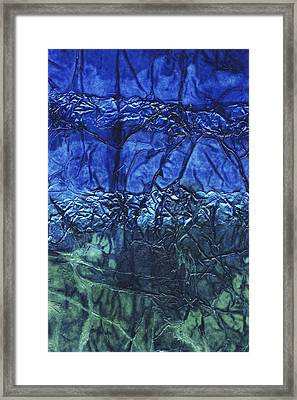 Rhapsody Of Colors 65 Framed Print