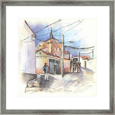 Ribera Del Duero In Spain 12 Framed Print by Miki De Goodaboom