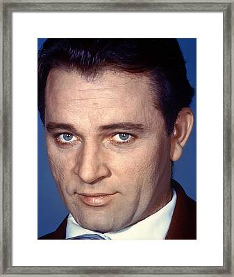Richard Burton, C. 1950s Framed Print by Everett