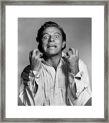Richard Burton, Ca.1950s Framed Print