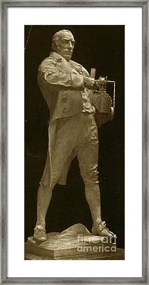 Richard Trevithick, English Inventor Framed Print