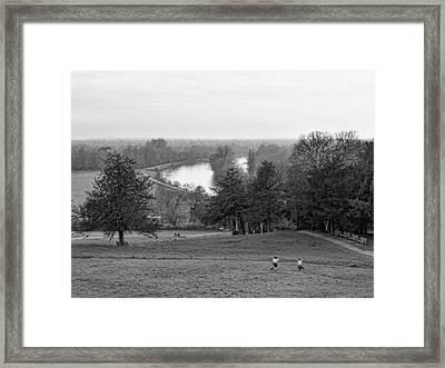 Richmond Hill  Framed Print by Jasna Buncic