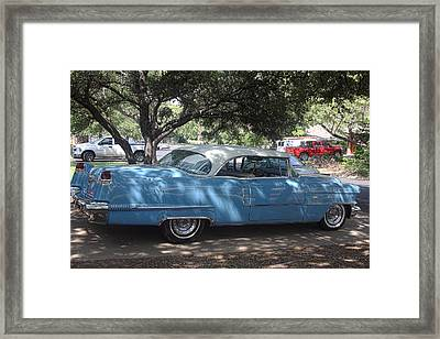 Right View 1956 Cadillac Framed Print