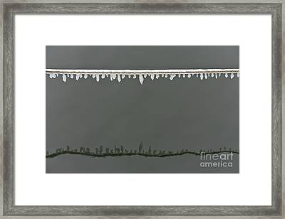 Rimy Rope 2.1 Framed Print by Heiko Koehrer-Wagner