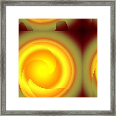 Rinds Framed Print