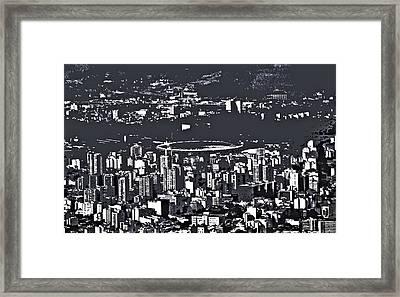 Rio De Janeiro - Brasil Framed Print