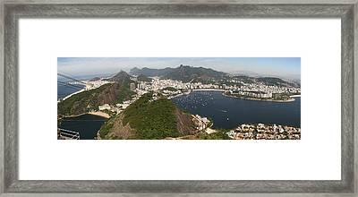 Rio De Janeiro Framed Print by Andrei Fried