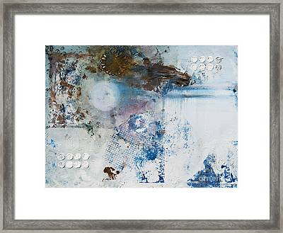 Rise Framed Print by Jay Taylor
