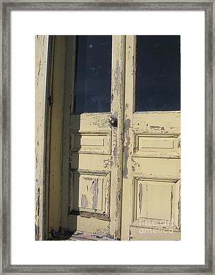 Rivah House Framed Print