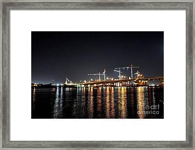 River City Framed Print by Eric Grissom