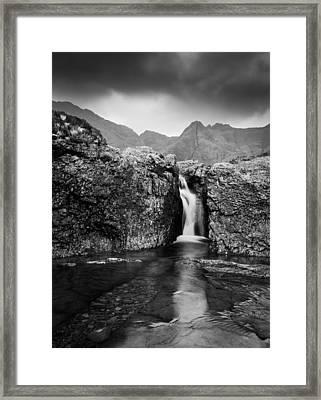 Road To The Top Framed Print by Maciej Markiewicz