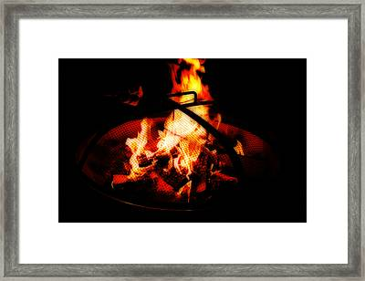 Roasted Framed Print