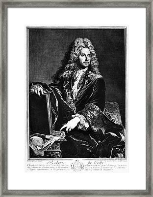 Robert De Cotte Framed Print by Granger