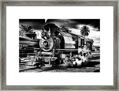 Framed Print featuring the photograph Robert Dollar No. 3 by Bob Wall