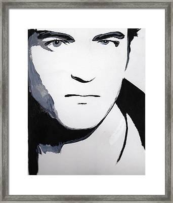 Robert Pattinson 5 Framed Print