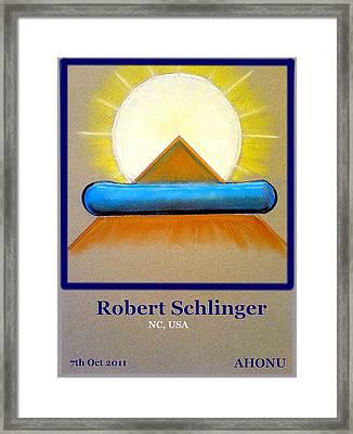 Robert Schlinger Framed Print