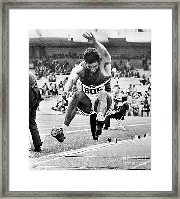 Roberto Carmona (1943- ) Framed Print