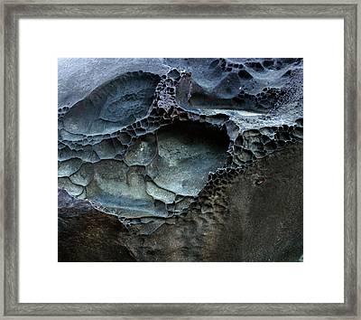 Rock Erosion 2 Koh Kut Framed Print