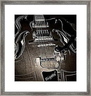 Rockabilly  Framed Print by Chris Berry