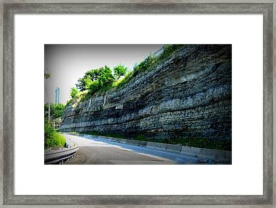Framed Print featuring the photograph Rocky Jollycut by Danielle  Parent