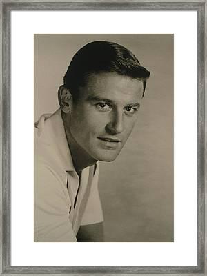 Roddy Mcdowall 1928-1998 In 1965 Framed Print
