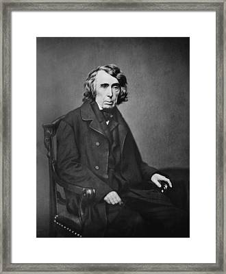 Roger B. Taney 1777-1864, Fifth Chief Framed Print