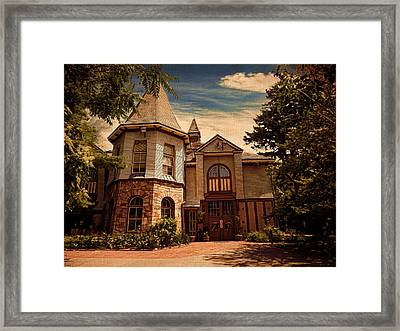 Roger Williams Park Zoo Framed Print by Lourry Legarde