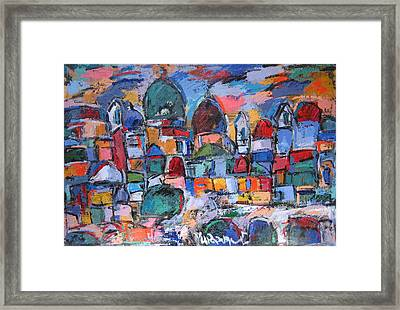 Roma 40 Framed Print