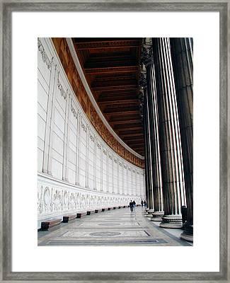 Roman Scale Framed Print by Jill Pro