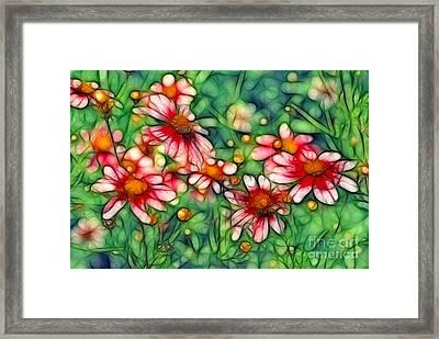 Rondo Framed Print by Aimelle